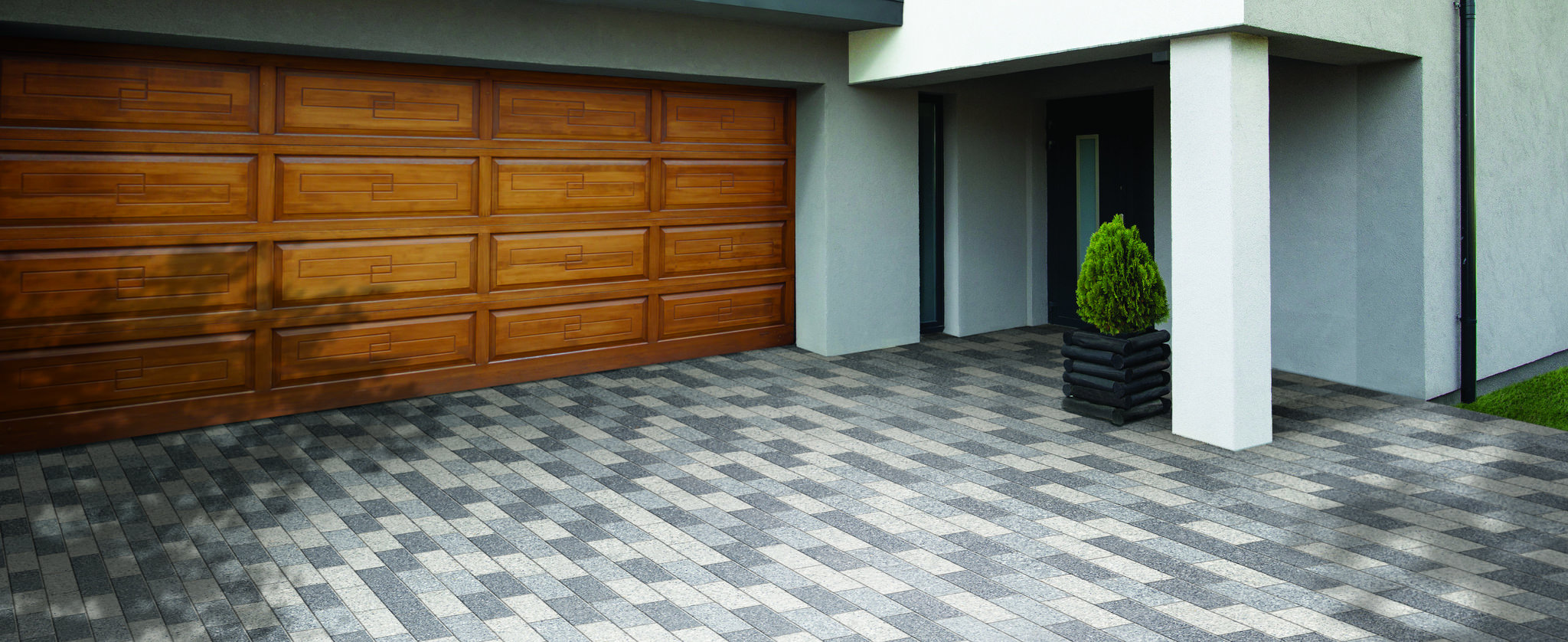 Stonemaster Block Paving Mixed Sizes