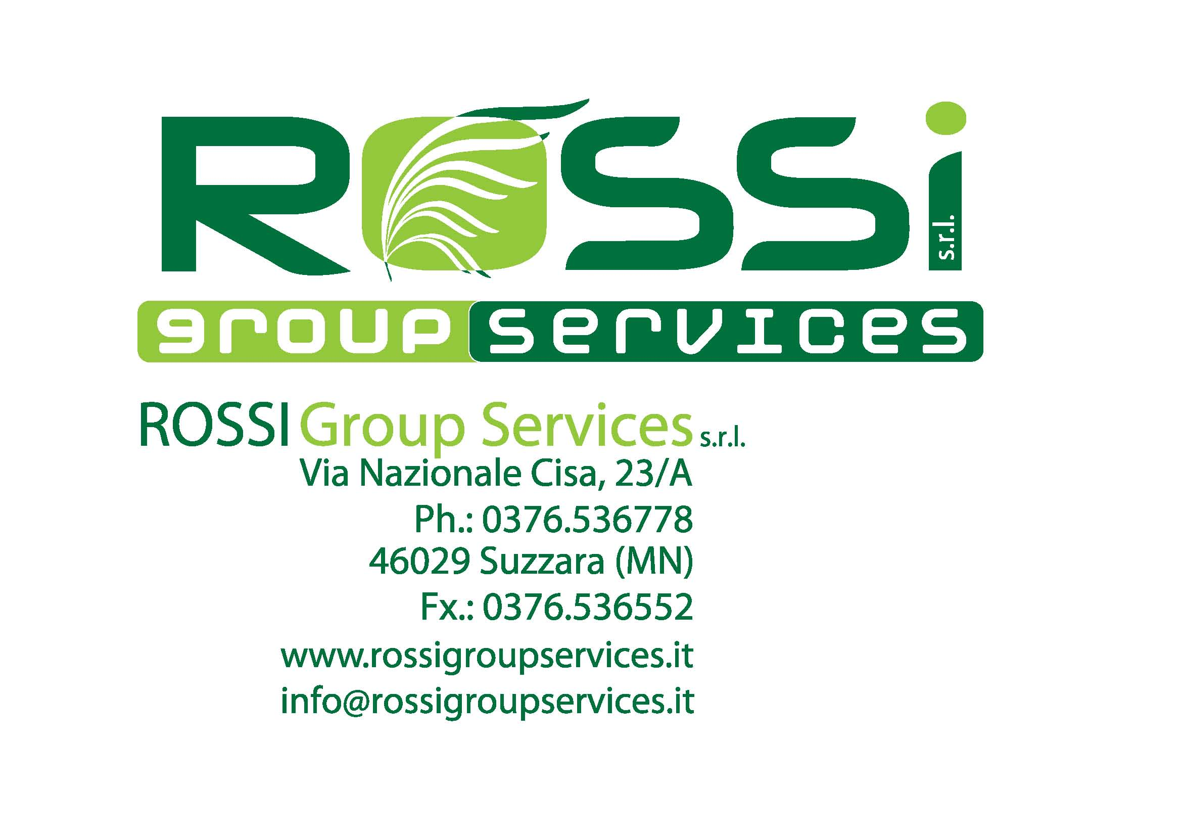 ROSSI GROUP SERVICES S.R.L - Seal Importer DIAMOND
